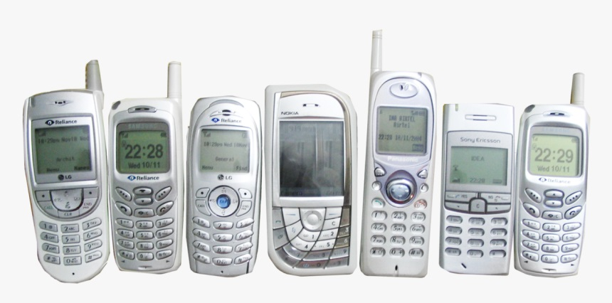 2G-cellphones